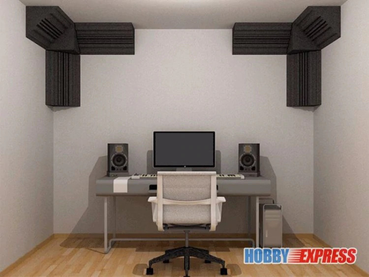 bass trap acoustic foam hifi
